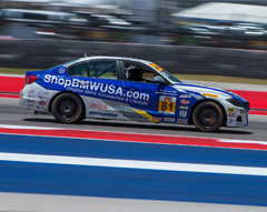 BimmerWorld Racing No. 81 at COTA 2017