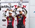 BimmerWorld Racing Captures Podium Finish at the Lime Rock Park 120 Race