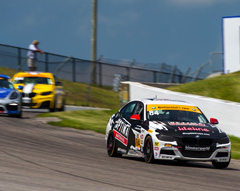 BimmerWorld Racing Leads Most Laps And Finishes Fifth in ST at CTMP