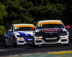 BimmerWorld Racing Finishes Second and Fifth At Its Home Track, VIR
