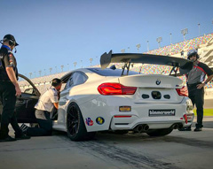 BimmerWorld Announces New BMW M4 GT4 Entry for 2018 IMSA Continental Tire SportsCar Challenge