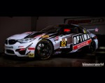 BimmerWorld No. 82 M4 GT4 Ready for Daytona