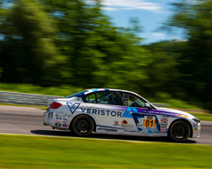 BimmerWorld No. 81 328i 2nd place at Lime Rock