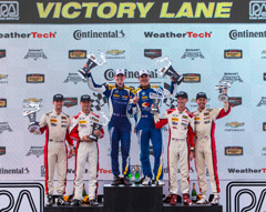 BimmerWorld Racing Captures Third Victory of 2018 in Their Street Tuner Class BMW 328i