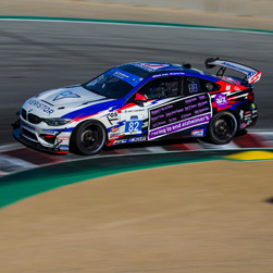 Bimmerworld's Biggest Win at Laguna Was for Their Racing to End Alzheimer's Effort