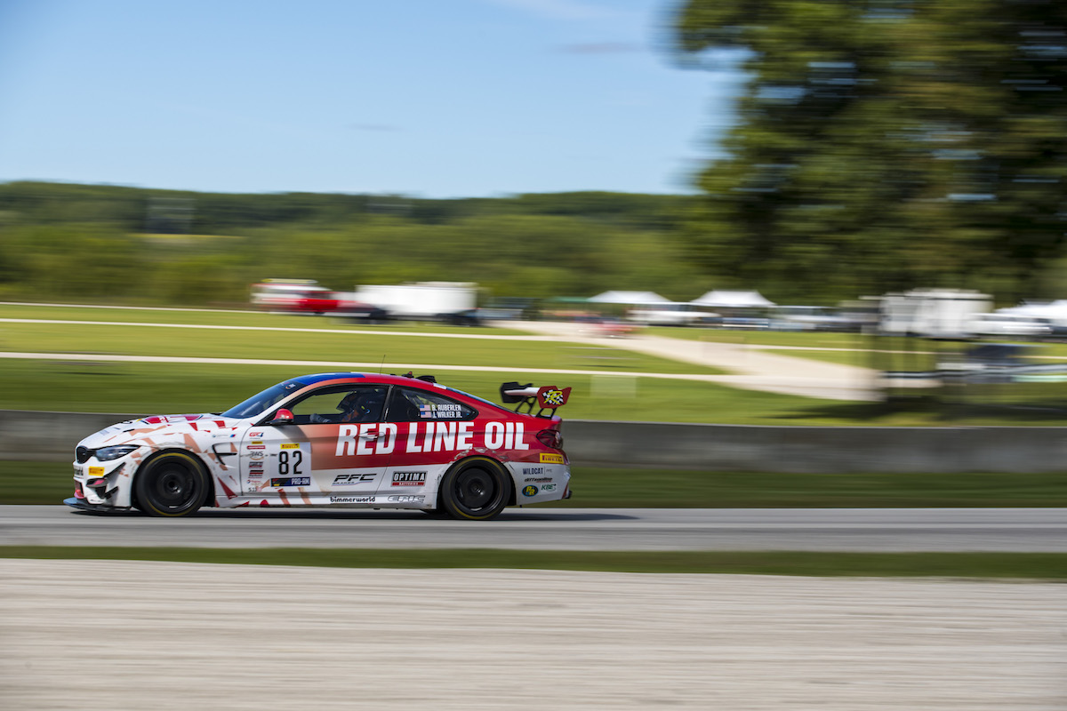No. 82 SRO M4 GT4 at Road America