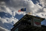 Flags at Indy