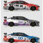BimmerWorld Racing 2021 Liveries for BMW GT4 Cars