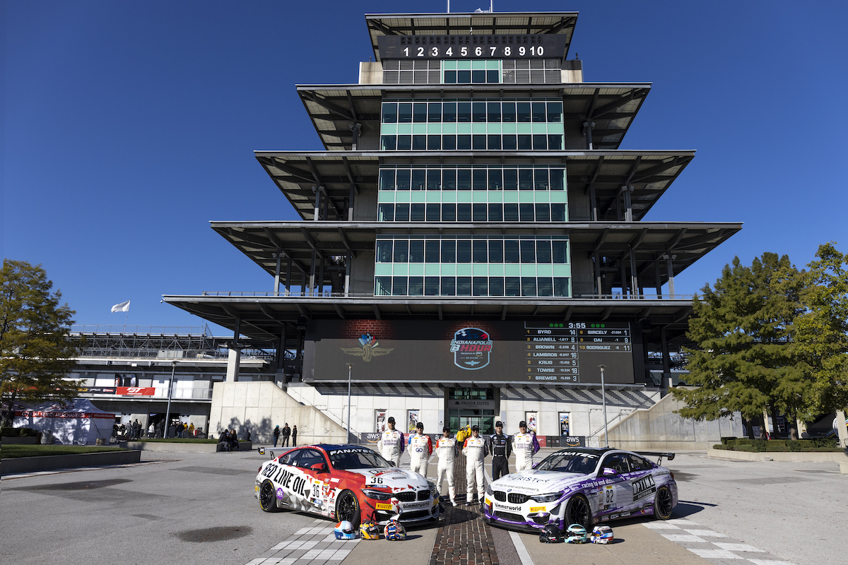 BimmerWorld cars and teams ready for Indy 8-hour 2021